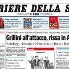 L'informazione del Corriere. Accendi la Rete! #vinciamonoi #M5S