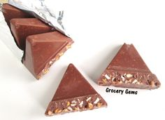 Grocery Gems: Review: Toblerone Crushed Corn