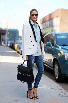 How to Style Skinny Jeans this Fall
