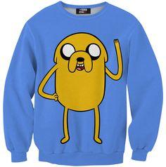 Blue Jake sweater