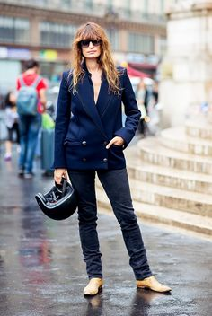 27 Ways to Wear Your Favorite Boots This Season via @WhoWhatWear