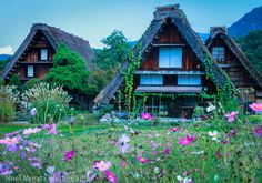 Shirikawago - Japanese Alps,Travel Photo Mondays #23 | Travel Photo DiscoveryTravel Photo Discovery