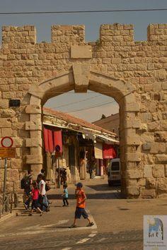 #Jerusalem_New_Gate