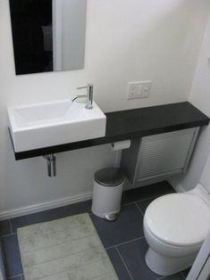 Bathroom:IKEA Bathroom Vanities: How To Decorate Your Bathroom Simple Small Bathroom With Ikea Bathroom Vanities Feat Rectangular Basin And Gray Tile Floor