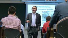 Carlos Fernández Guerra en la Social Media Week del Grupo CEF.-UDIMA