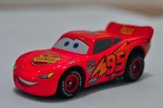 Tomica Cars Series - Lightning McQueen