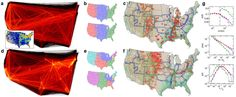 13 | A New Map Of The U.S., Created By How Our Dollar Bills Move | Co.Exist: World changing ideas and innovation