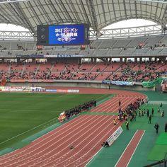 #albirex #niigata #0-#2 #shonan #bellmare #loose #jleague #j_league #j1 #japan #professional #football #league #soccer #futebol #calcio #futbol #2015 #last #home #game #match #stadium #thanx by djsomechi