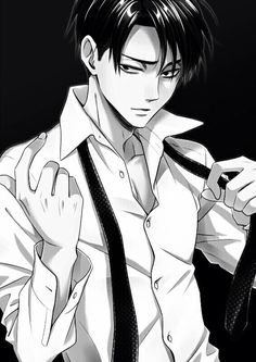 "Levi - ""Come here...I can't stand you being so far from my side..."""