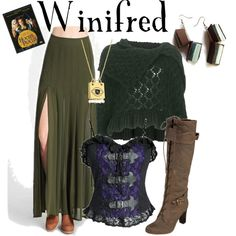 Winifred | Disney Inspired