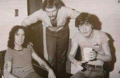 Bon and Angus - AC/DC