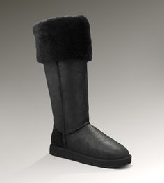 Womens Over the Knee Bailey Button By UGG Australia
