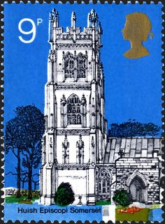 Royal Mail Special Stamps |Huish Episcopi Somerset