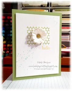 Bada-Bing! Paper-Crafting!: Stampin' Up! CAS