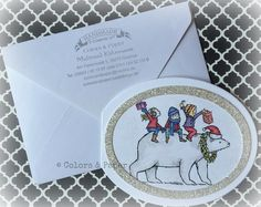 Weihnachten - Christmas - Stampin' Up! - Bearing Gifts