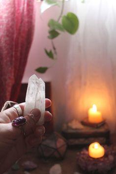 DIY Crystal Healing Alter
