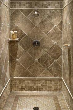 love this tile scheme