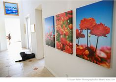 Creating Wall Art from Your Photos