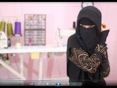 NIQAB IDEA : Different & Simple Ways to wear Niqab Yemen (HD)