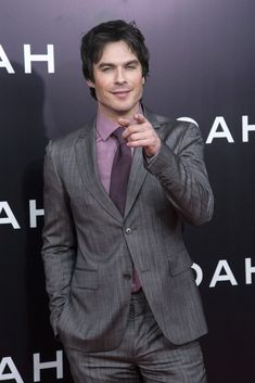 Click thru for article. The end is the best part!!! :D Ian Somerhalder Snubs Nina Dobrev; Vampire Diaries to End after Season 6?