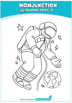 Searching for various methods to teach your kid about importance of Earth Day? Now celebrate this day with these 20 free printable Earth Day coloring pages. Importance Of Earth Day, Earth Day Coloring Pages, Crafts For Kids, Arts And Crafts, Earth Day Crafts, Earth Day Activities, Cute Baby Clothes, Cute Babies, Astronaut