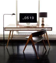 ofisiniz icin siradisi masalar calisma odasi mobilyalari vintage retro endustriyel modern tasarimlar (2)