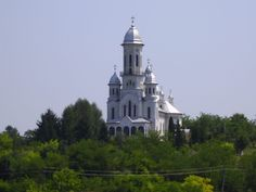 Catina Orthodox Church, Cluj County, Romania