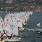IV Tappa Trofeo Optimist Italia Kinder + Sport e 19° Trofeo Simone Lombardi | BLU : BLU