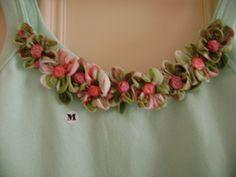 flores de fuxico | Flickr - Photo Sharing!