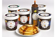 Southern Culture Artisan Foods - Pancake and Waffle Mixes, Syrup, Bacon Rubs, and Grits. Most food products are vegan and non-gmo. (Atlanta)