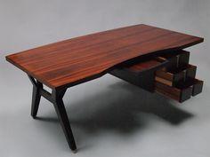 Luisa & Ico Parisi Terni desk for MIM (Mobili Italiani Moderni)