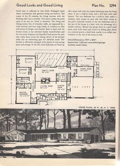 california plan book : 1946 | vintage house plans~1940s