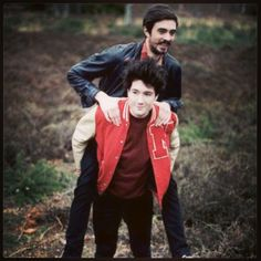 The bromance - Dan and Kyle - Bastille