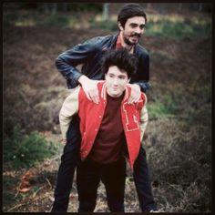 The bromance - Dan and Kyle - Bastille.