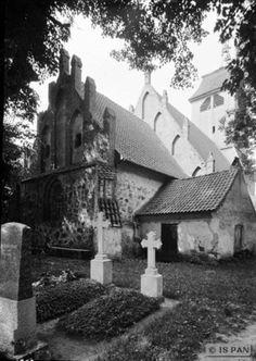 Lichtenhagen Kr. Samland, Ev. Kirche - Choransicht