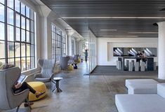 Wired recently reached out to global design firm Gensler, to redesign their headquarters in San Francisco.