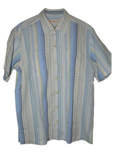 Tommy Bahama Garden Stripe Cotton/Linen Camp Shirt for Father's Day http://www.amazon.com/gp/product/B00KFH8EP6