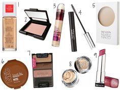 Ashley Brooke // Florida and Los Angeles Beauty and Fashion Blog by Ashley Nicholas: Back to School Makeup Kit