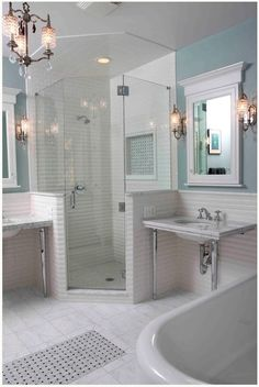 Vintage bathroom design inspiration..