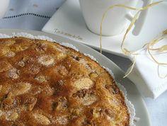 Torta de Frutos Secos con Canela Sweet Recipes, Pie, Cupcakes, Desserts, Food, Canela, Donut Holes, Fairy Cakes, Cooking Recipes