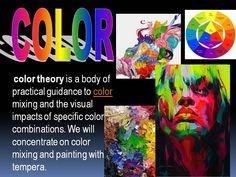 Elements of Art - Color