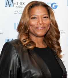Queen Latifah at the Matrix '14 Awards // Photo Credit: Maryanne Russell Photography