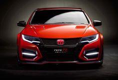 2015 Honda Civic | vroom | Honda | red Hondas | red cars | Honda photos | holidays | red