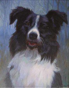 """11""""x14"""" acrylic portrait"""