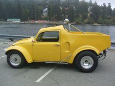 Off road VW Bug