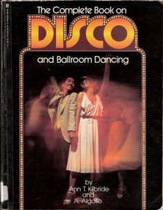 Complete Book on Ballroom and Disco Dancing, 1979