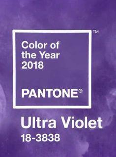 regardsetmaisons: Ultra violet Couleur de l'année Pantone