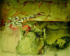 Perez Celis South American Art, Landscape Paintings, Abstract, Auction, November, Argentina, Artists, Art, Summary