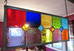 Home DECOR Stained Glass AVAILABLE NOW Gift by stanfordglassshop