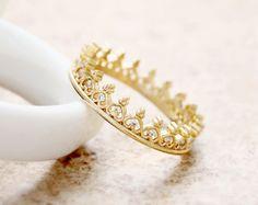 Tiny Heart Tiara Ring on Chiq http://www.chiq.com/tiny-heart-tiara-ring